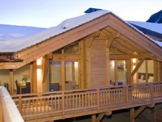 La Maison Village: chalet de luxe