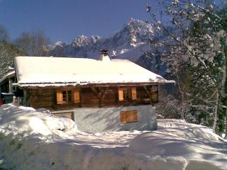 Chalet Chamonix, Les Houches, charme, vue magnifique